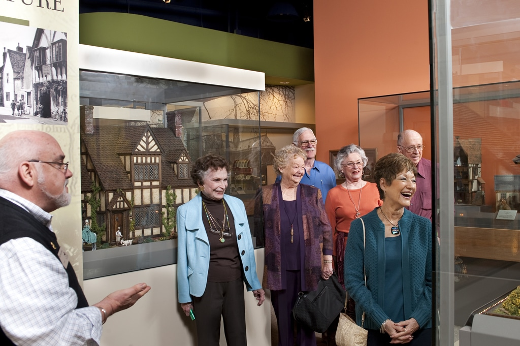 docent guided tours