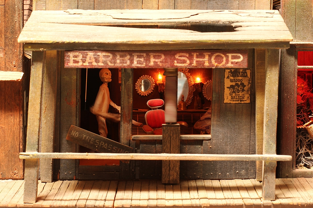 Buzzard Creek Barber Shop