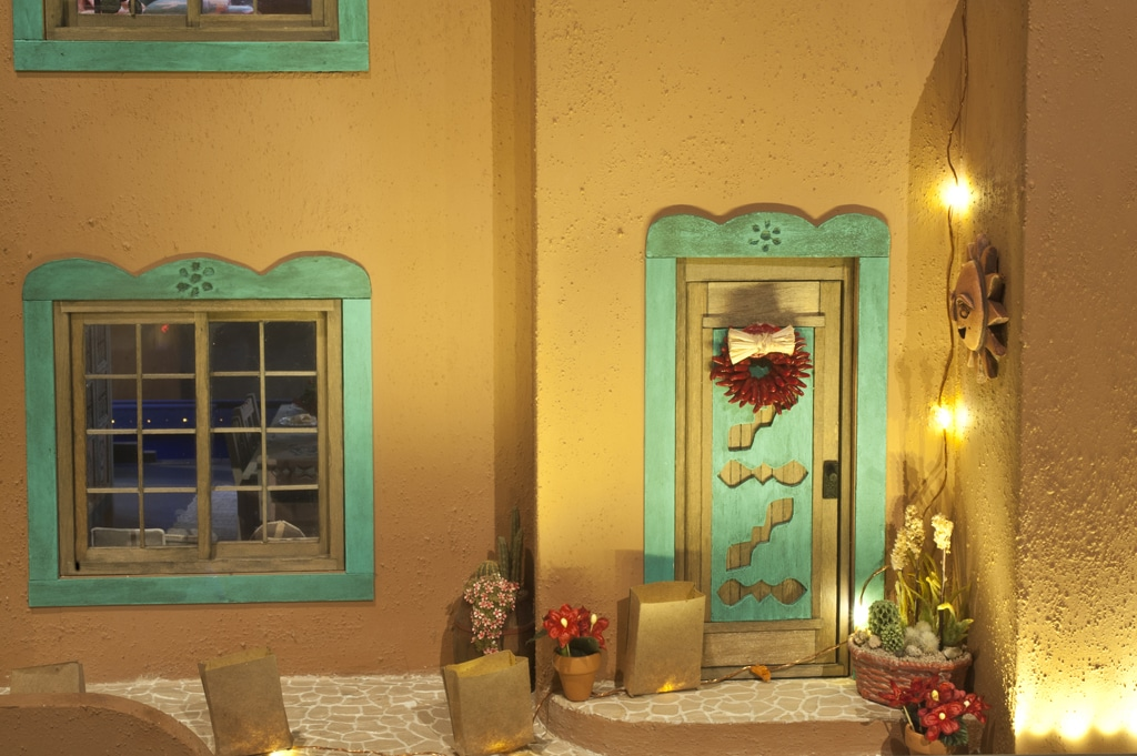 Casita Bonita- Christmas in the Southwest