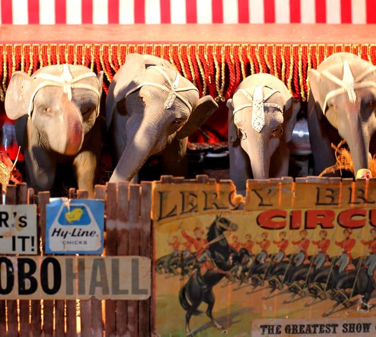 Jean LeRoy's Circus Parade