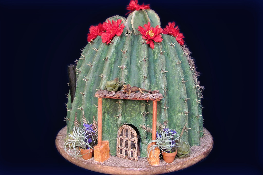 fanciful fairy houses featured image