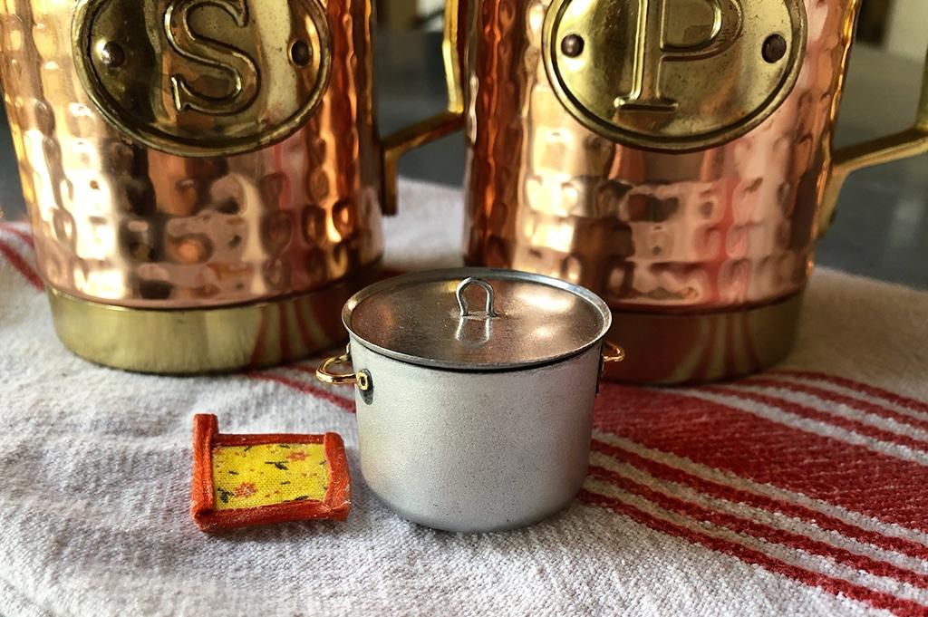 How To Make a Miniature Stockpot