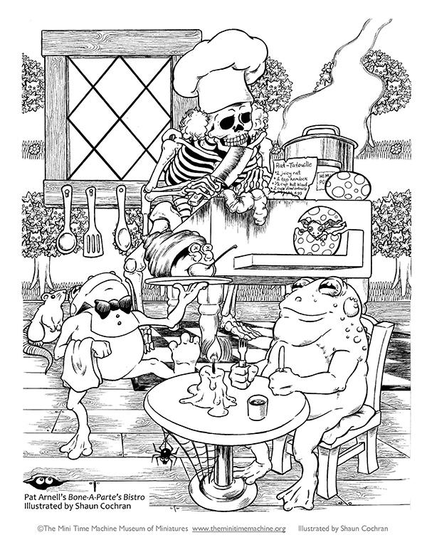 Bone-a-Parte's Bistro