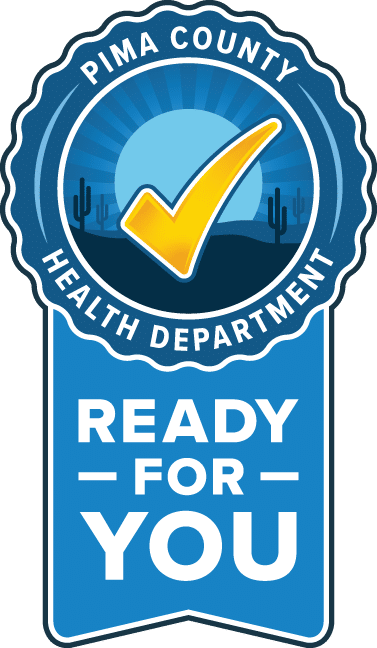 Pima Health Department Ready For You Certified