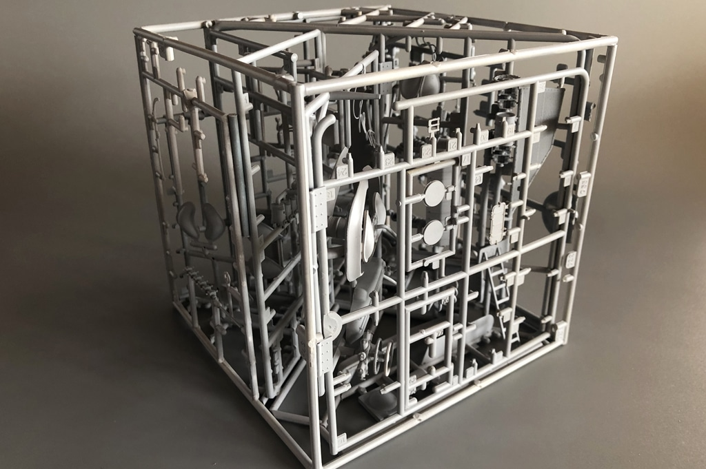 The Borg Cube Project featured image