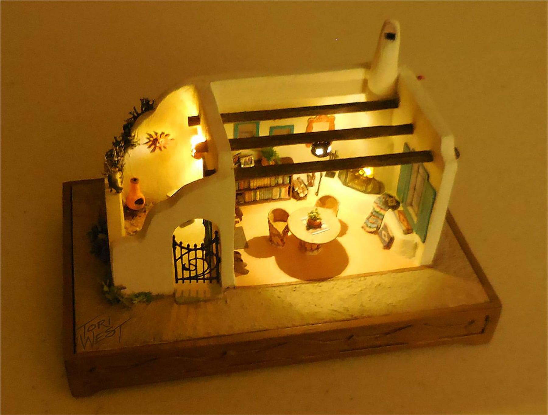 1/8th scale casita by Tori West