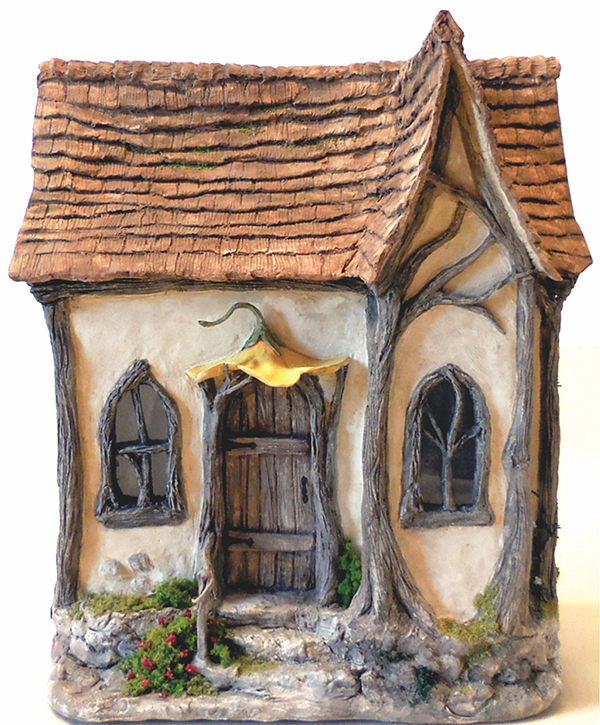 Fairy Cottage by Tori West