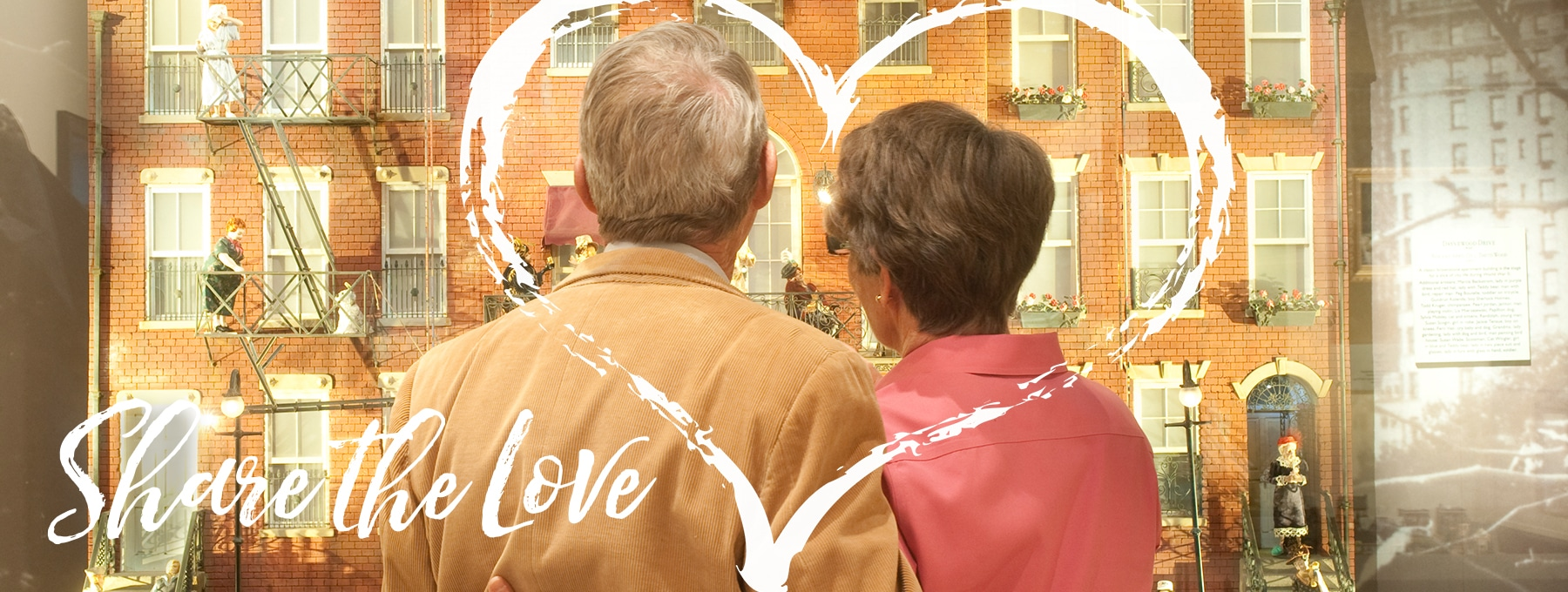 Share the Love- Membership banner