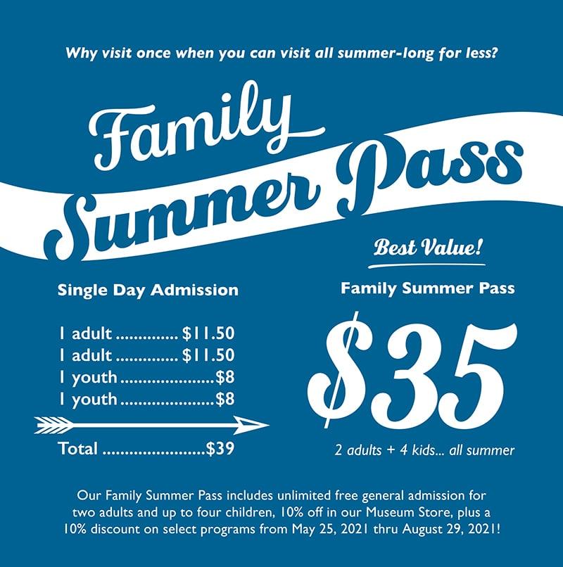 Family Summer Pass 2021