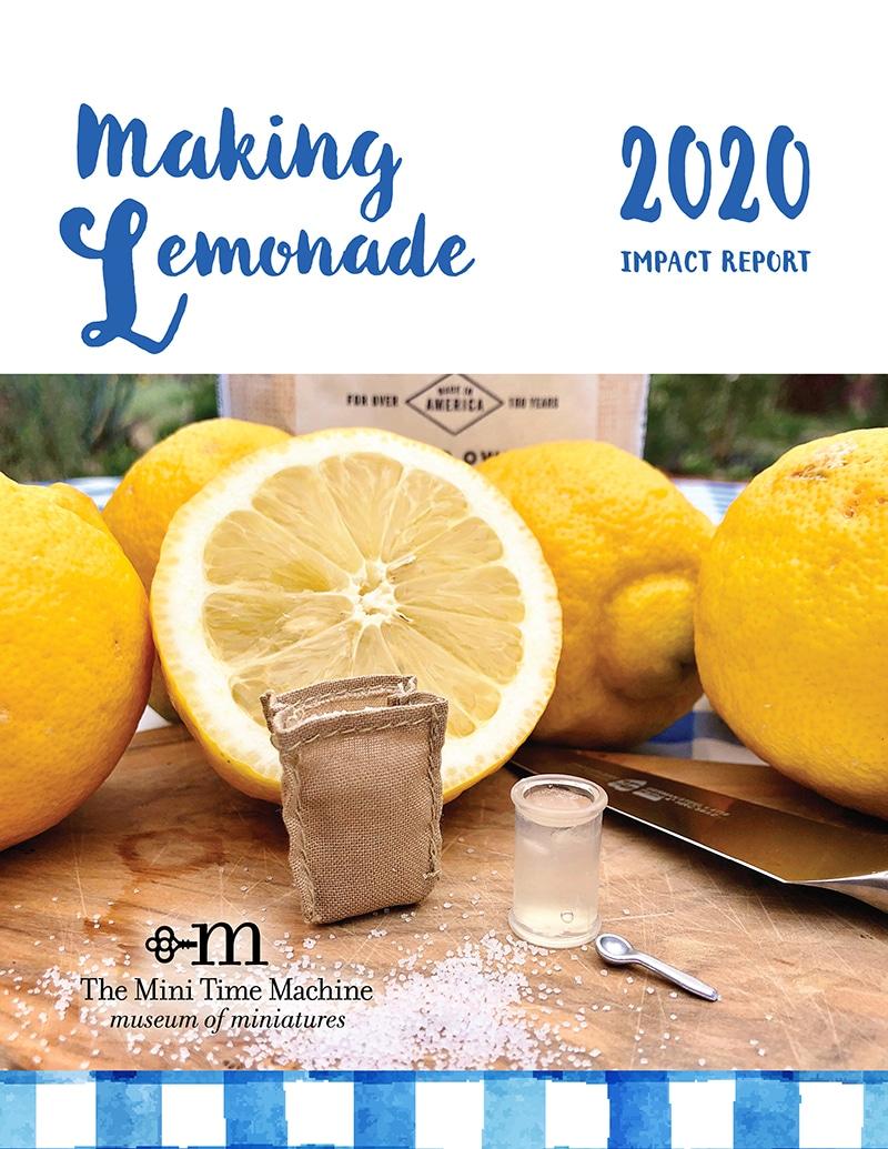TMTM 2020 Impact Report