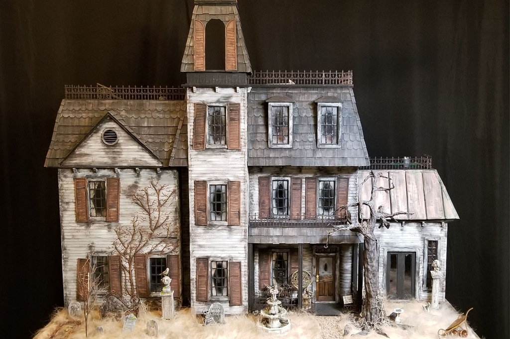 Addams Family Mini Mansion featured image