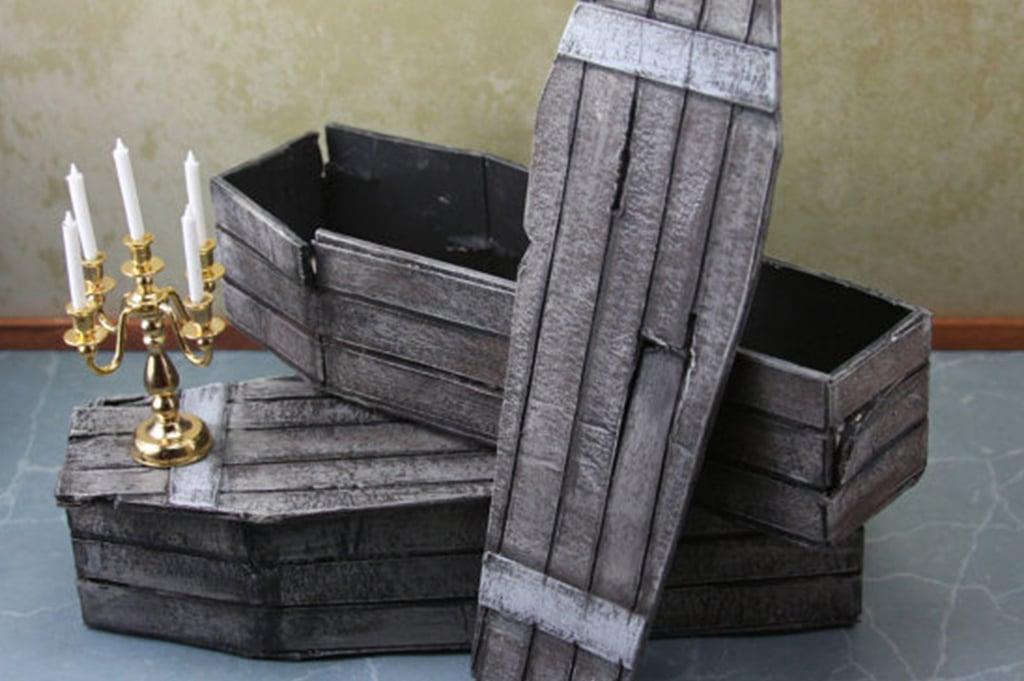 Creepy Coffin Workshop