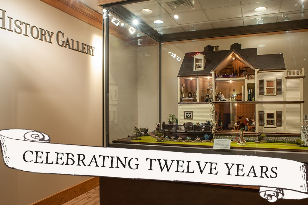 Free Admission on our 12th Anniversary